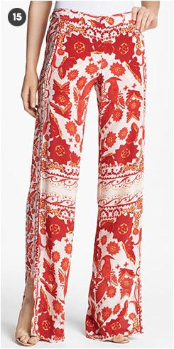 Rebecca Minkoff Hugo Silk Pants