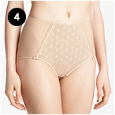 Underslimmers Cute Girl Slimming Briefs