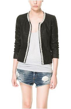 Zara Combination Jacket