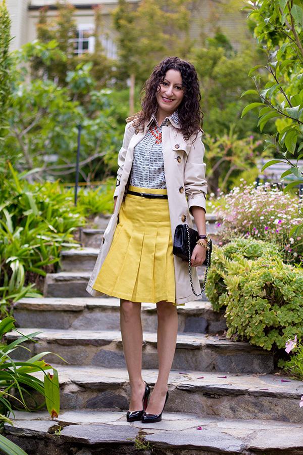 Sunny Days Skirt