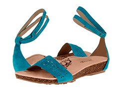 Aetrex Marissa Adjustable Ankle Strap