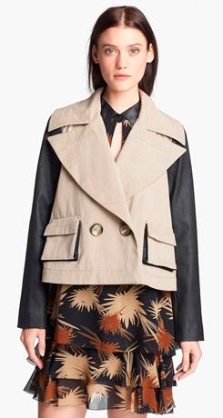 Rachel Zoe Keira Crop Jacket