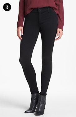 EDYSON Ponte Knit Skinny Pants