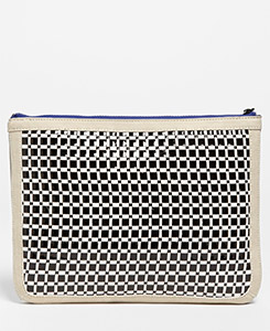 French Connection Oversized Clutch