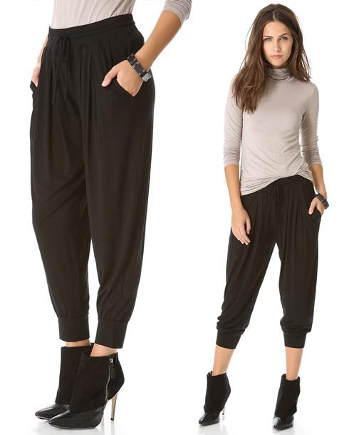 girls's dress pants with cuffs