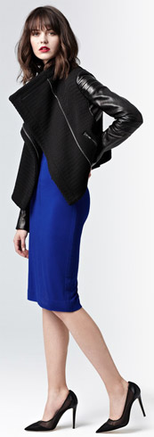 Diane von Furstenberg Jacket & Sheath Dress