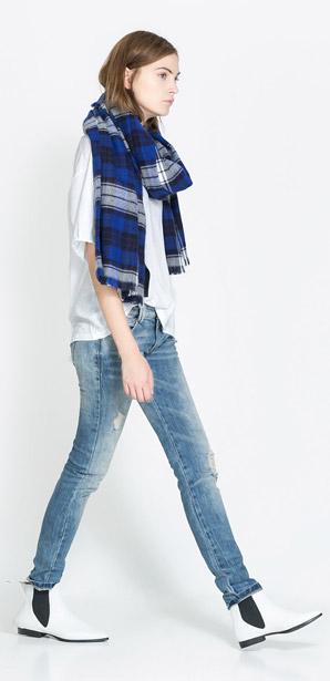 Zara 5 Pocket Trousers