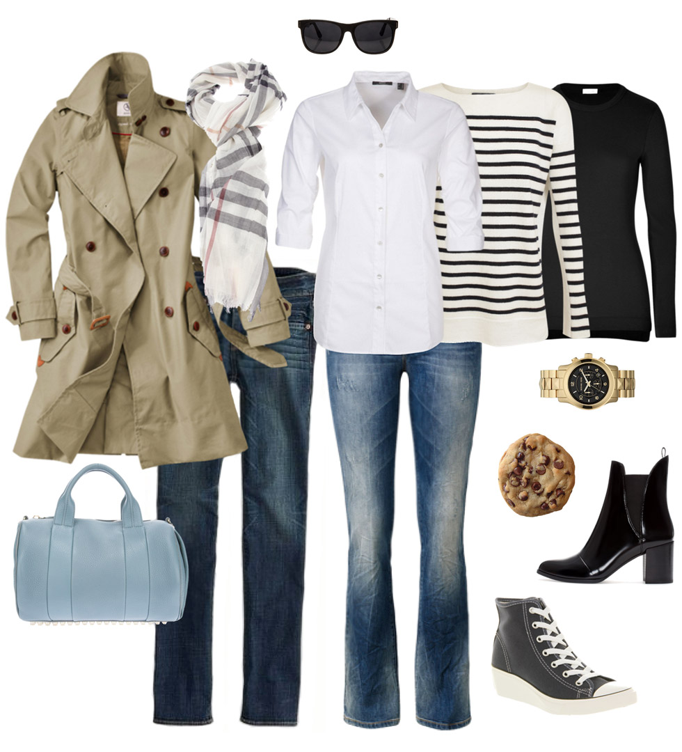 Ensemble Classic Fall Casual - YLF