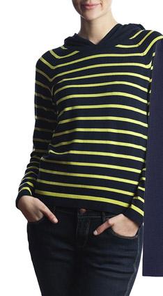 525 America Stripe Pullover Hoodie