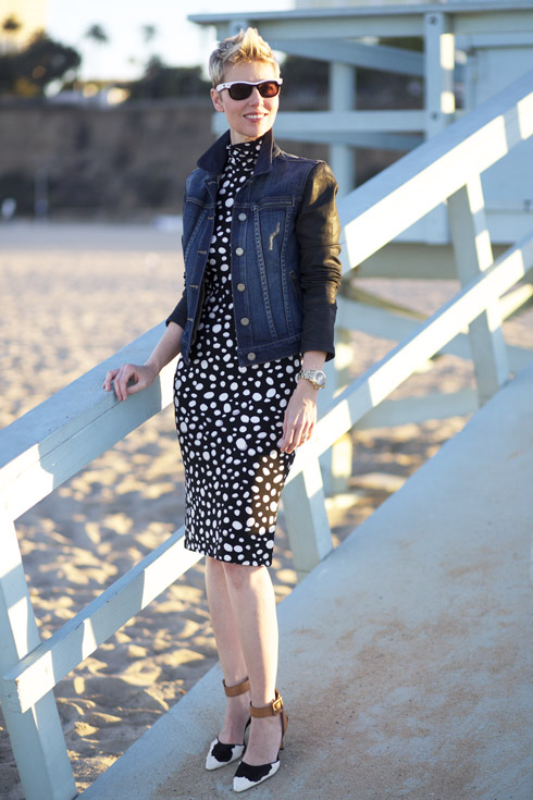5292c4fabe Dressy at Santa Monica Beach - YLF