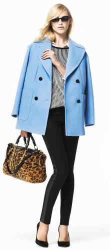 Brittney Wool Coat