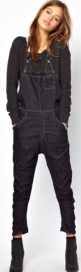 G Star Denim Dungaress