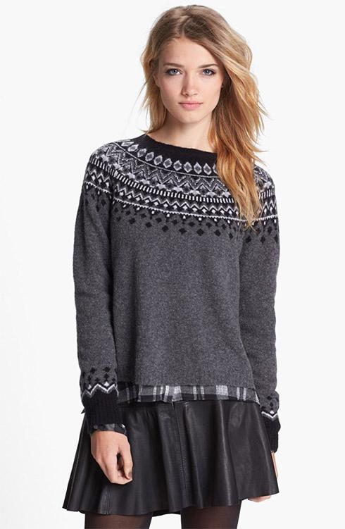 Fair Isle Knitwear: Yay or Nay - YLF
