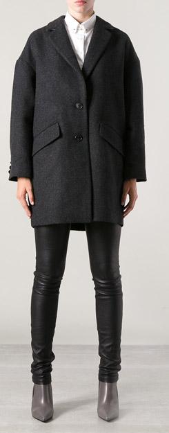 KAI-AAKMANN Oversize Coat