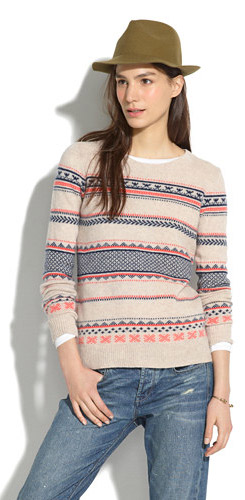 Fair Isle Knitwear: Yay or Nay - YLF