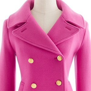 Pink Pea Coats For Women | Fashion Women's Coat 2017