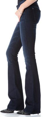 Genetic Denim Dark Boot Cut Jeans
