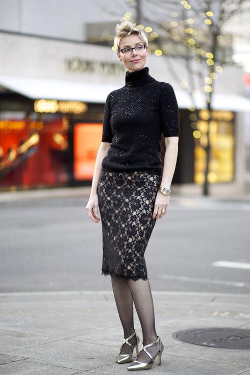 Holiday Skirt Full