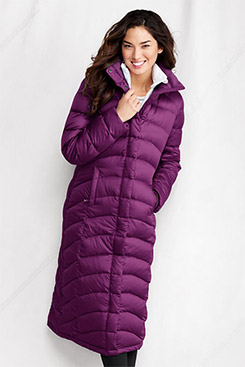 superior performance so cheap best wholesaler Lands' End Puffer Coats Are Fab - YLF