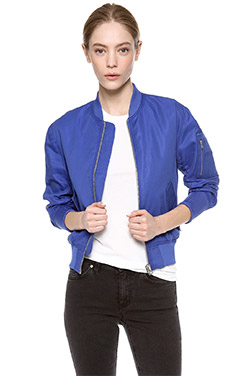 Acne Studios Encore Structured-Shrunken Bomber