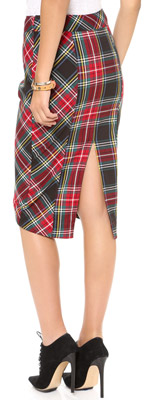 Free People Lady Macbeth Skirt