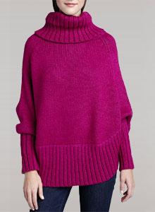 Portolano Poncho with Sleeves