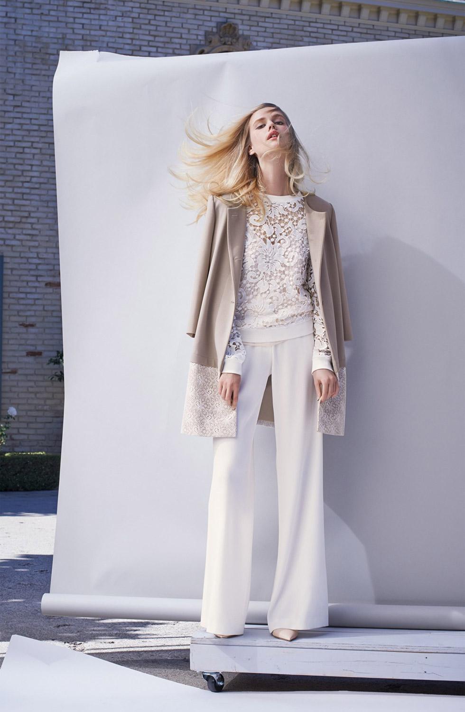 Chelsea28 Coat, Pullover& Pants