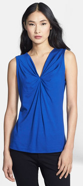 Classiques Entier Flawless Jersey V-Neck Top