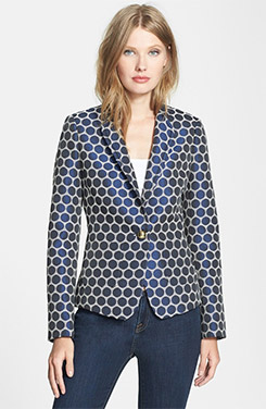 Kate Spade New York Millie Woven Blazer