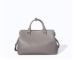 Zara Citybag with Zips