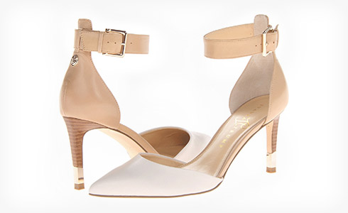 Ankle Strap Pumps or Flats