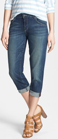 CJ by Cookie Johnson Rejoice Stretch Crop Boyfriend Jeans