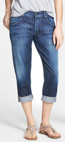 Citizens of Humanity Skyler Loo Crop Boyfriend Jeans