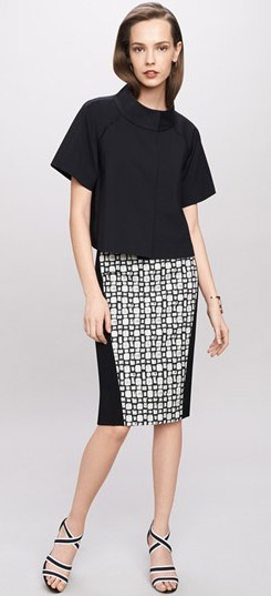 Lafayette 148 New York Toppe -and Dress