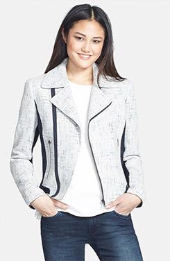 T Tahari Crystal Jacket