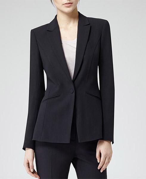 Belmonte Tuxedo Jacket Dark Navy
