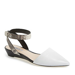 Charles David Bailey Pointy Toe Flat