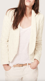 Loft Lace Blazer
