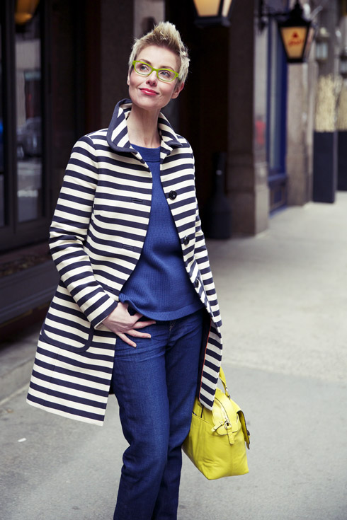 Exploring boston with boden ylf for Boden yellow coat