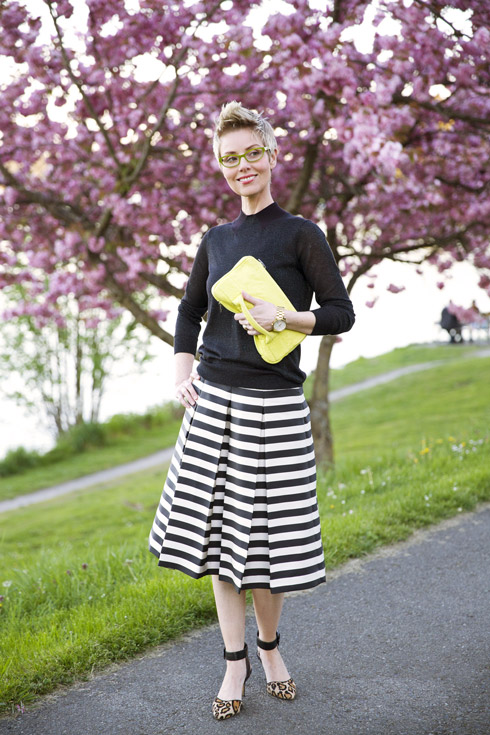 Skirt & Bag