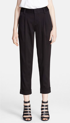 Alice + Olivia Arthur Ankle Pants
