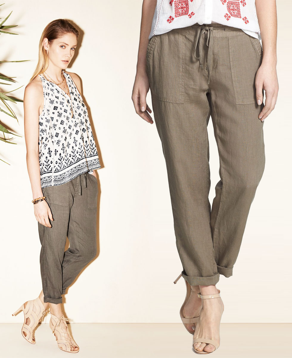 Linen Pants: Yay or Nay - YLF