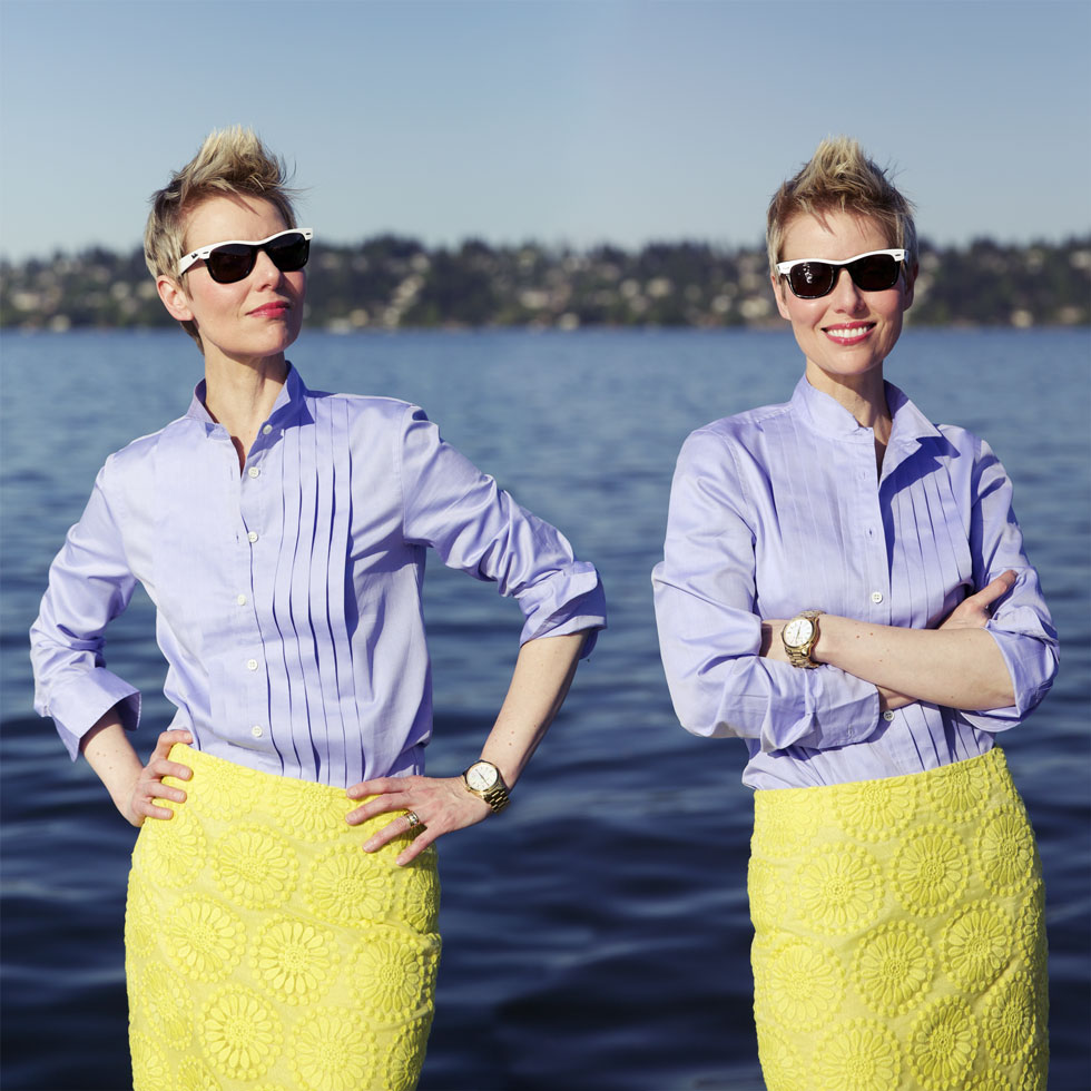 Summer Yellow - Twins