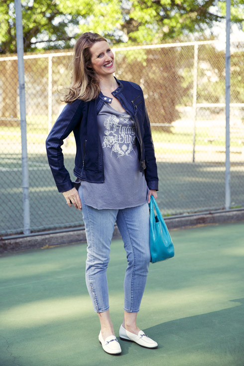 Bridget - Tennis