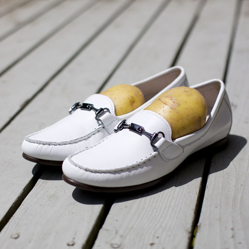 Potato Loafers - Front