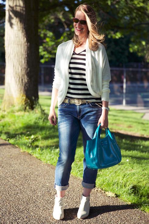 Blue Jeans - Front