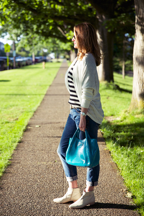 Blue Jeans - Side