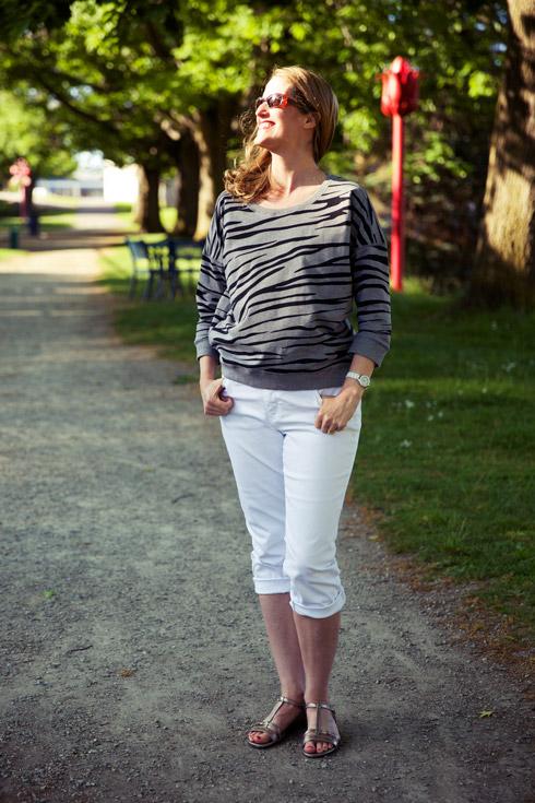 White Jeans - Sunlight