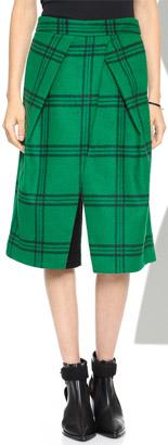 Tibi Culotte Cropped Pants