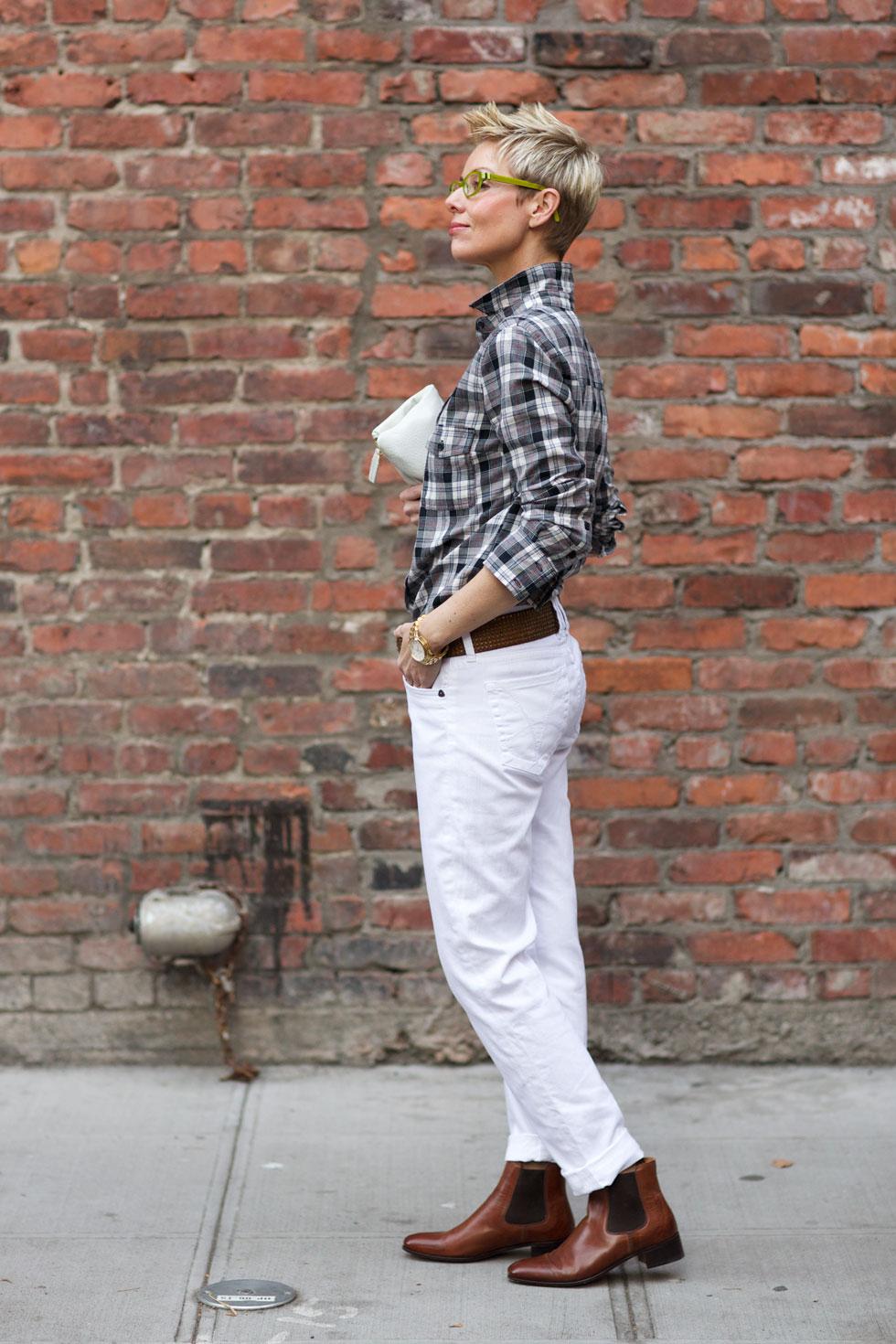 Button Downs - Plaid Shirt